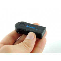 Receptor de Audio Bluetooth 3.5mm con Micrófono
