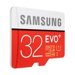 Memoria Micro SD 32gb Samsung 100% Original Clase10 Evo Plus