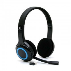 Diadema Inalámbrica Logitech Wireless Headset H600